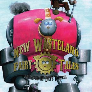 New Wasteland Fairy Tales Issue #1