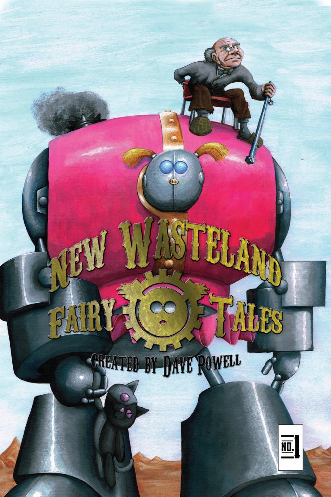 New Wasteland Fairy Tales #1