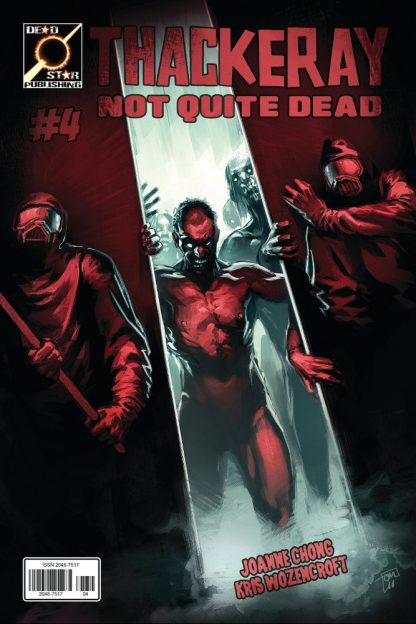 Thackeray: Not Quite Dead #4