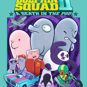 Dolphin Squad II: A Death in the Pod eComic
