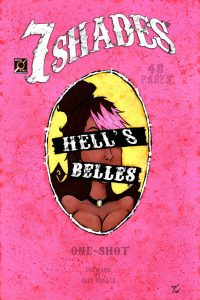 7 Shades Hell's Belles cover