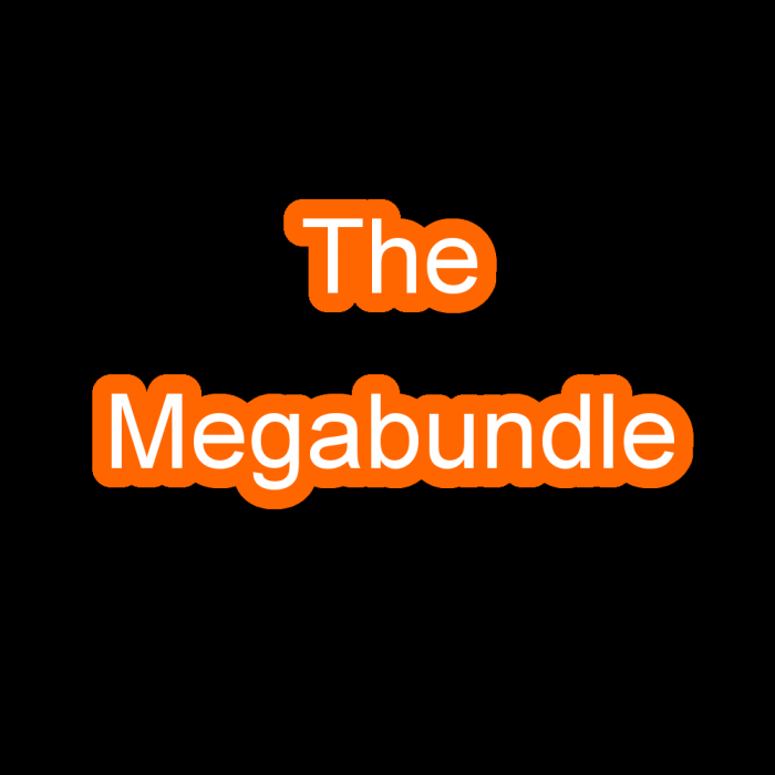 The Megabundle