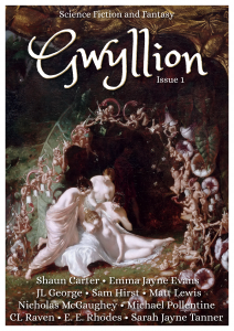 Gwyllion cover issue 1