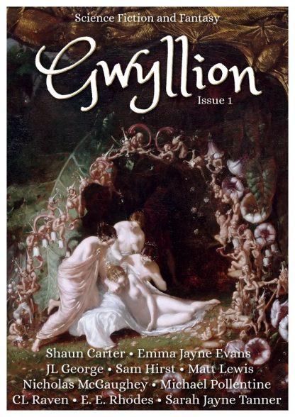 Gwyllion #1 cover