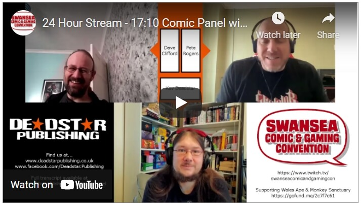 Swansea Panel Image